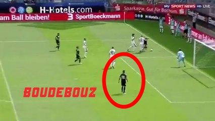 Betis : Boudebouz buteur face à Mönchengladbach