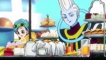 Dragon Ball Super - Goku y vegeta Ssj Blue Vs Broly
