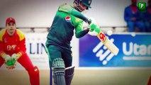 Babar Azam Complete His ODI 8th Century And Become World 2nd Batsman ¦¦Pak Vs Zim 5th ODI Match 2018
