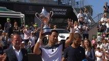Bastad - Fognini remporte son deuxième titre de  la saison