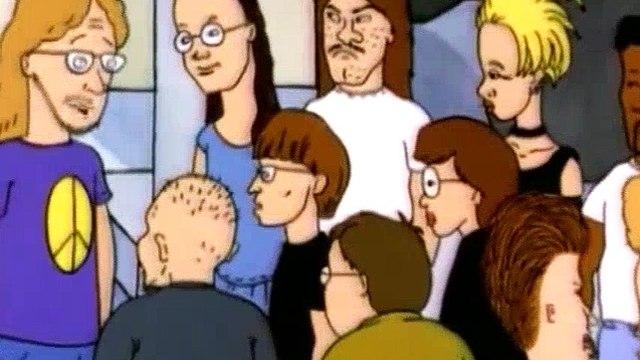 Beavis and Butt-Head S04E19 - Butt is it Art