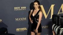 Alyson Stoner 2018 Maxim Hot 100 Experience