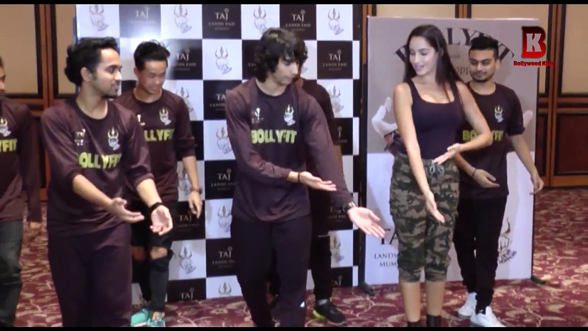 Actress Nora Fatehi Super Dance With Shantanu | Nora Fatehi Latest Video