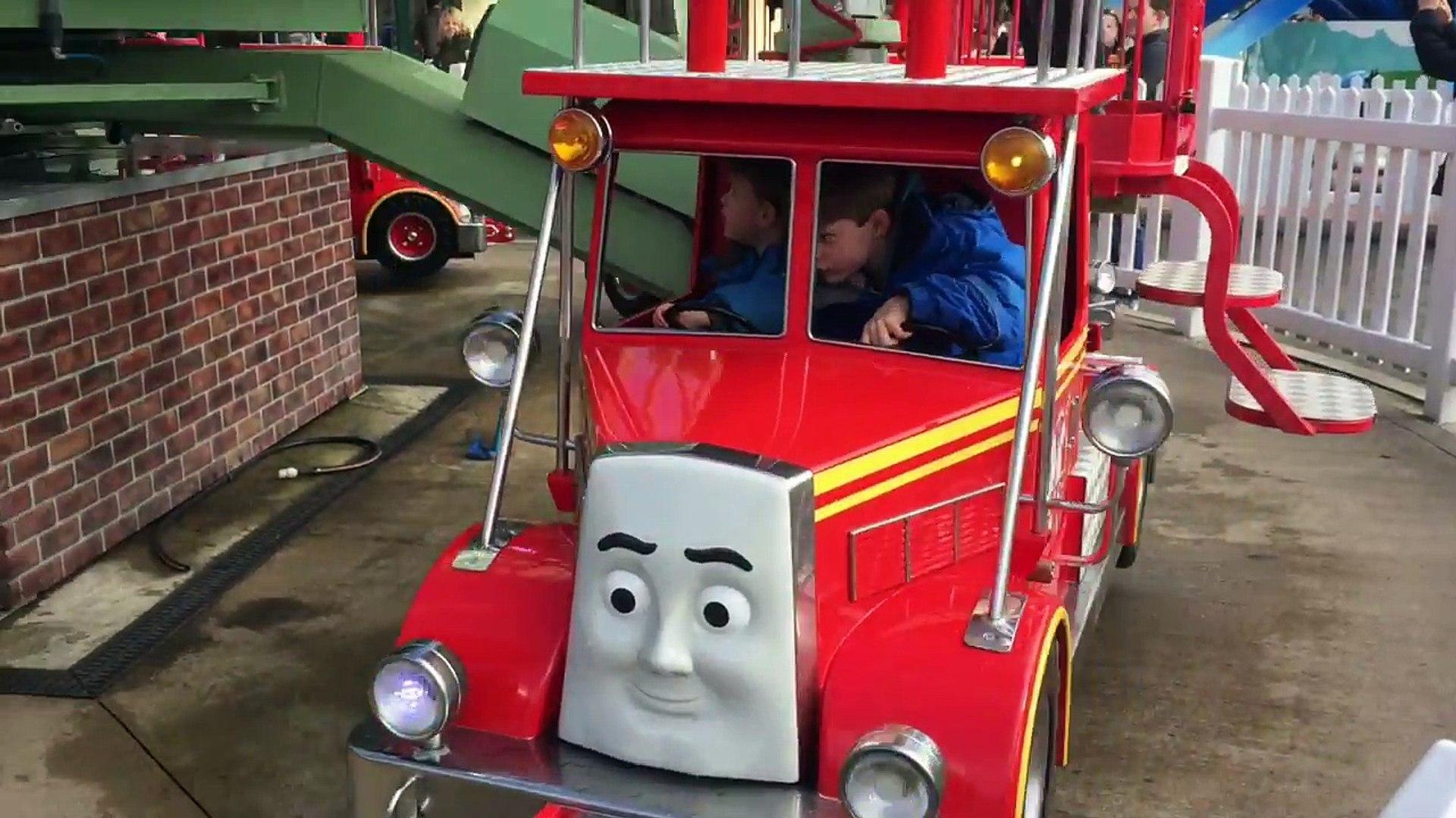 Thomas Lane Drayton Manor Theme Park