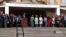 Prince Harry, Meghan Markle make 1st appearance since wedding | prince harry and meghan markle after