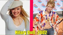 EVOLUÇÃO DE HILARY DUFF / HILARY DUFF Transformation From 12 To 30 Years Old   / DISNICK
