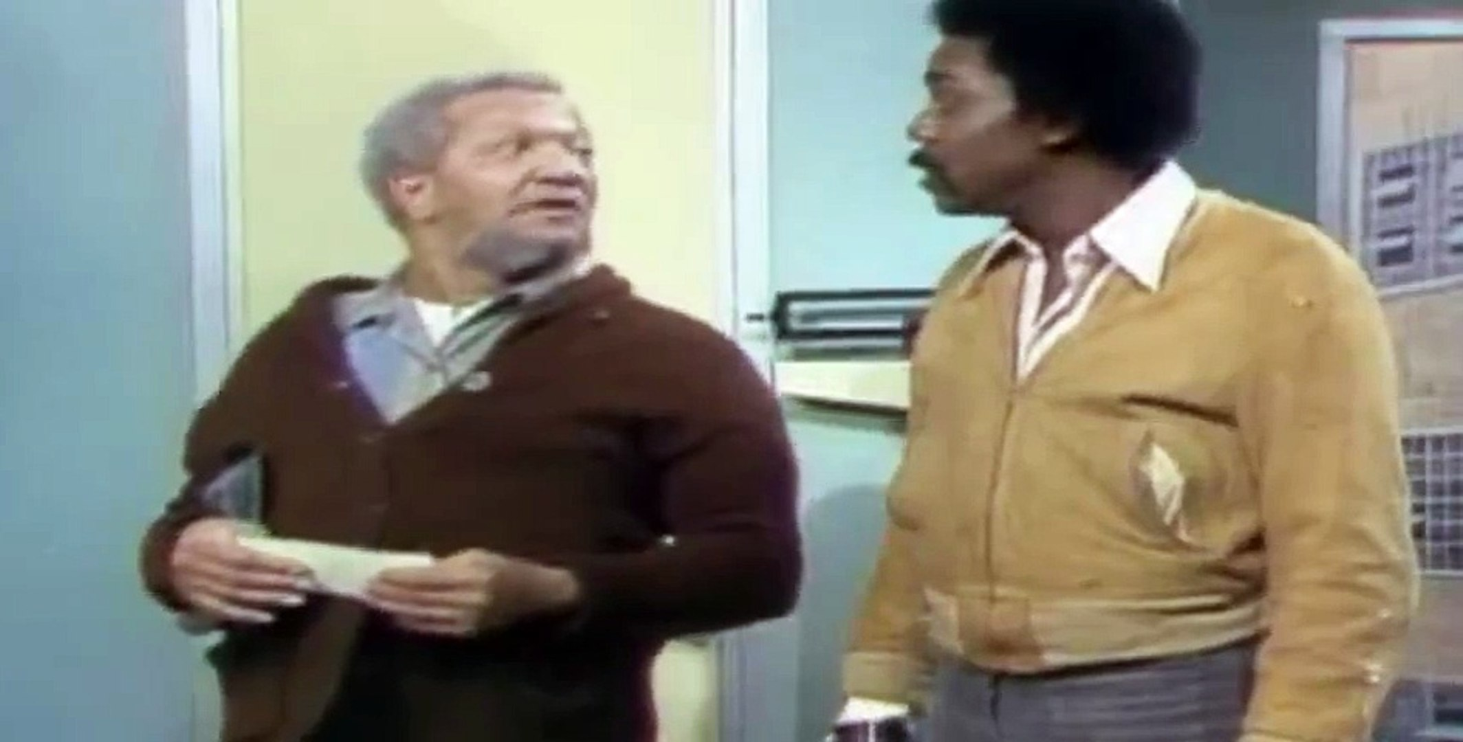 Sanford and Son S01 - Ep05 A Matter of Life and Breath HD Watch
