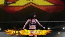 WWE 2K18 NXT DAKOTA KAI VS NIKKI CROSS