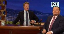 Conan S05 - Ep105 Lauren Graham, Colin Quinn, Ray Wylie... HD Watch