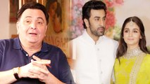 Rishi Kapoor wants to spend time with Ranbir Kapoor & Alia Bhatt's Children | FilmiBeat