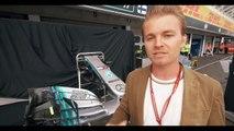 REACTING TO LEWIS WIN AND VETTEL CRASH (GERMAN F1 GP) | NICO ROSBERG | UNCUT