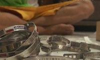 Pembuatan Gelang Haji untuk Simpan Data Calon Jemaah Haji