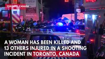 Canada Mass Shooting: Suspect Dead After Multiple People Shot In Toronto