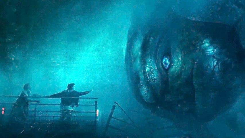 Godzilla II - Roi des Monstres - Trailer Comic-Con 2018 (VOST)