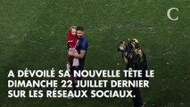 PHOTO. Coupe du monde 2018 : Olivier Giroud tient son pari et sa nouvelle coupe de cheveux va vous surprendre