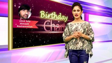 """Happy Birthday """"Himesh Reshammiya""""   23rd July   Celebrity Birthday   HD Video"""