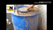 Portable Homemade Biogas Plant - video dailymotion