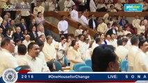 Arroyo takes oath as House Speaker