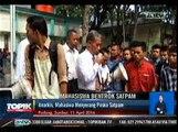 Mahasiswa IAIN Padang Bentrok dengan Satpam Kampus