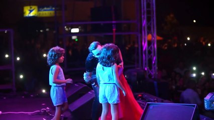 Zouhair Bahaoui - Hasta luego (Live) Festival Lamma   2017   زهير البهاوي - لايف مهرجان اللمة