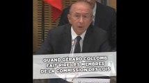 Quand Gérard Collomb fait rire la Commission des lois de l'Assemblée nationale