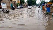 TEMOIGNAGE - Des lecteurs nous ont envoyé des photos et une vidéo des dégâts de la grosse pluie chez eux. Et chez vous? #Tchad #Adjib #Mojo #meteo
