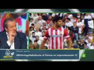 RedOne Presentando a Chawki y al Éxito 'Time of our lives', en El Chiringuito - la Sexta | شوقي