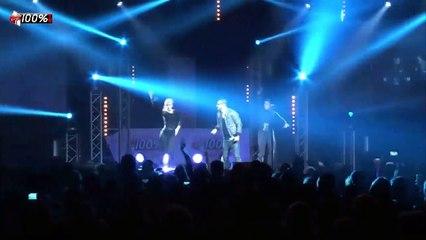 Chawki - It's My Life (C'est Ma Vie) ft. Dr. Alban (100% Live) | شوقي