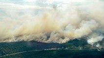 Noch 27 Feuer: Schwedens Wälder brennen weiter