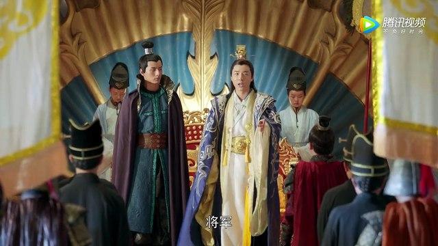 Phượng Hoàng Rực Lửa  Tập 18  Thuyết Minh  - Phim Trung Quốc   -   Hoàng Đình Đình, Lưu Hân, Vương Phi Phi