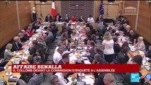 REPLAY - Affaire BENALLA : Audition de Gérard Collomb, ministre de l''Intérieur
