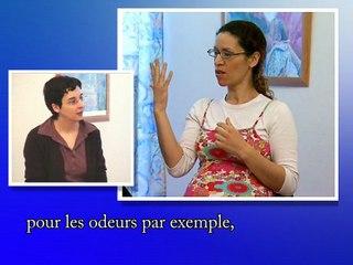 Grossesse (langage des signes-RAMSES)