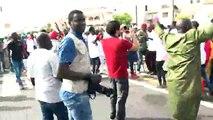 Suivez la manifestation en direct ( Place de la nation, Boulevard Général De Gaulle, Rond point RTS ) Ce 13 juillet 2018 à Dakar