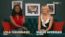 Malin Akerman Discusses Her Intense 'Watchmen' Training   PeopleTV   Entertainment Weekly