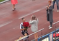 Russian Soccer Player Proposes to Girlfriend After Scoring Goal