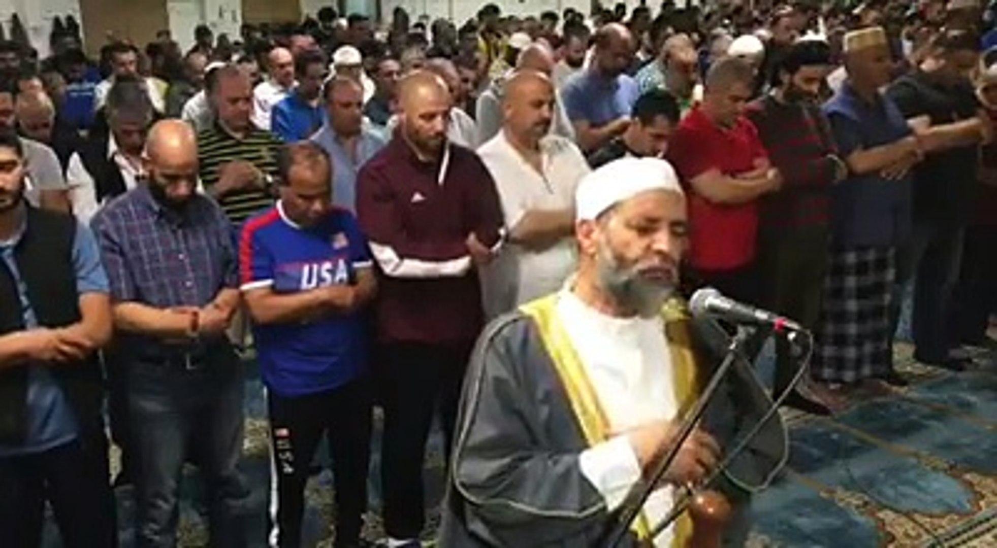 تلاوة مؤثرة الشيخ حسن صالح