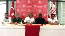 Antalyaspor Aly Cissokho ile sözleşme imzaladı - ANTALYA
