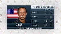 The Jim Rome Show: Alan Shipnuck talks Tiger Woods Open Championship performance