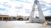 Reportagem especial mostra sanfoneiro do Sertão da PB com quase 100 anos que ainda toca forró