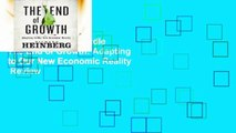 Any Format For Kindle  The End of Growth: Adapting to Our New Economic Reality  Review