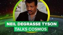 Neil deGrasse Tyson talks Cosmos: Possible Worlds