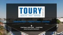 Toury Fermetures, menuiseries à Fontenay-sur-Eure près de Chartres.