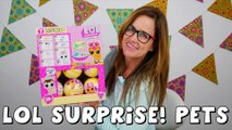 LOL Surprise Confetti Pop, LOL Pets, Glitter Series and Dolls _ Toy Compilation by DCTC Amy Jo