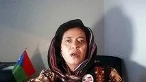 Balochi Baloch Leader Naela Quadri Baloch Request To Baloch Nation Not To Take Part In Pakistan Elections 2018