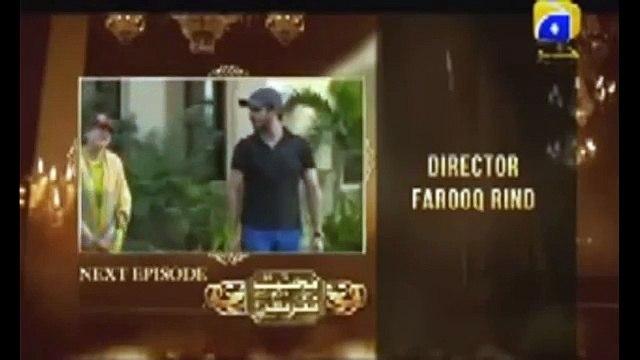Mohabbat Tum Se Nafrat Hai | Episode 15 Promo | Har Pal Geo | Pakistani Drama