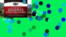 Popular  Massachusetts General Hospital Handbook of General Hospital Psychiatry, 7e  E-book