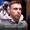 Gus Kenworthy on being one of the first openly gay US winter Olympians.