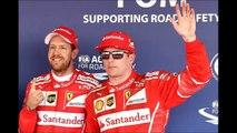 Sebastian Vettel takes Pole position for Russian Grand Prix