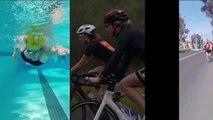 Swim, Bike, Run | Marines train for triathlons