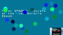Trial UNGODS: Secrets of the Lost Scrolls Ebook